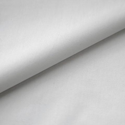 Weisser Stoff aus Baumwolle