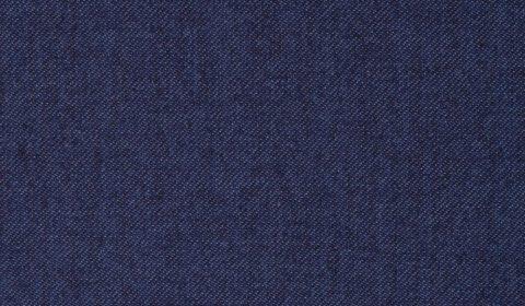 Blue Denim - Blaue Stoff aus Baumwolle für klassische Jeanshemden